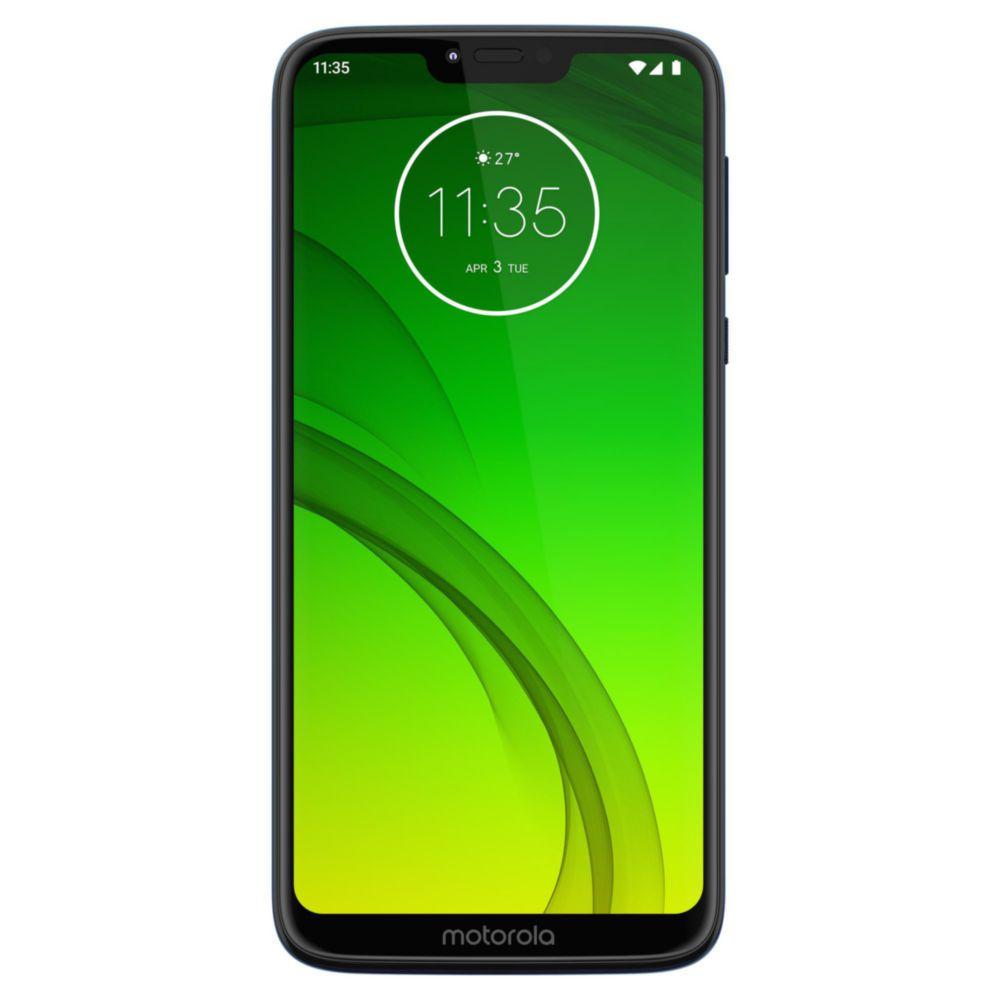 23950fb0914 Motorola Moto G7 Power 64GB AT&T – Azul Marino