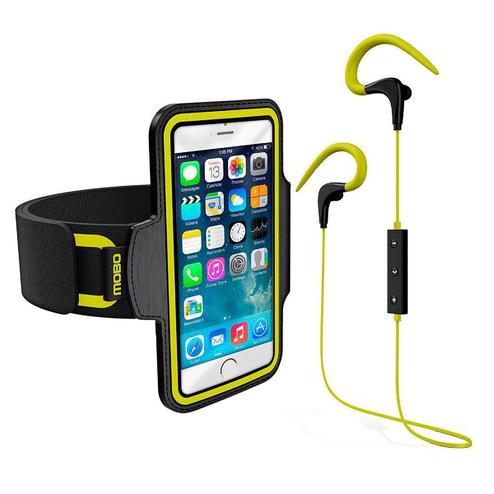 fdfc267283c Audífonos Deportivos Mobo Bluetooth con Banda | Elektra Online - elektra