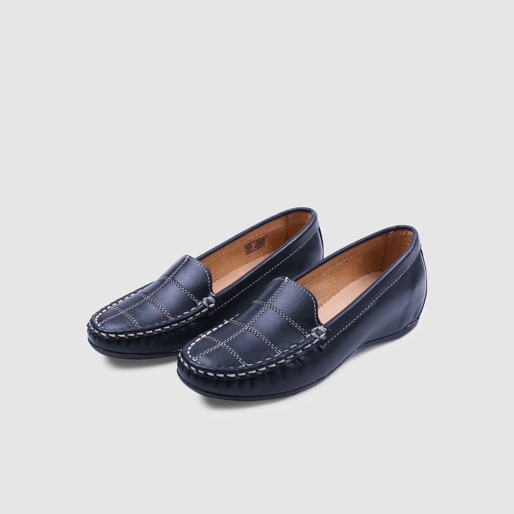 d9b731d97f Zapato Confort Cuña Dama D02760018089 - elektra