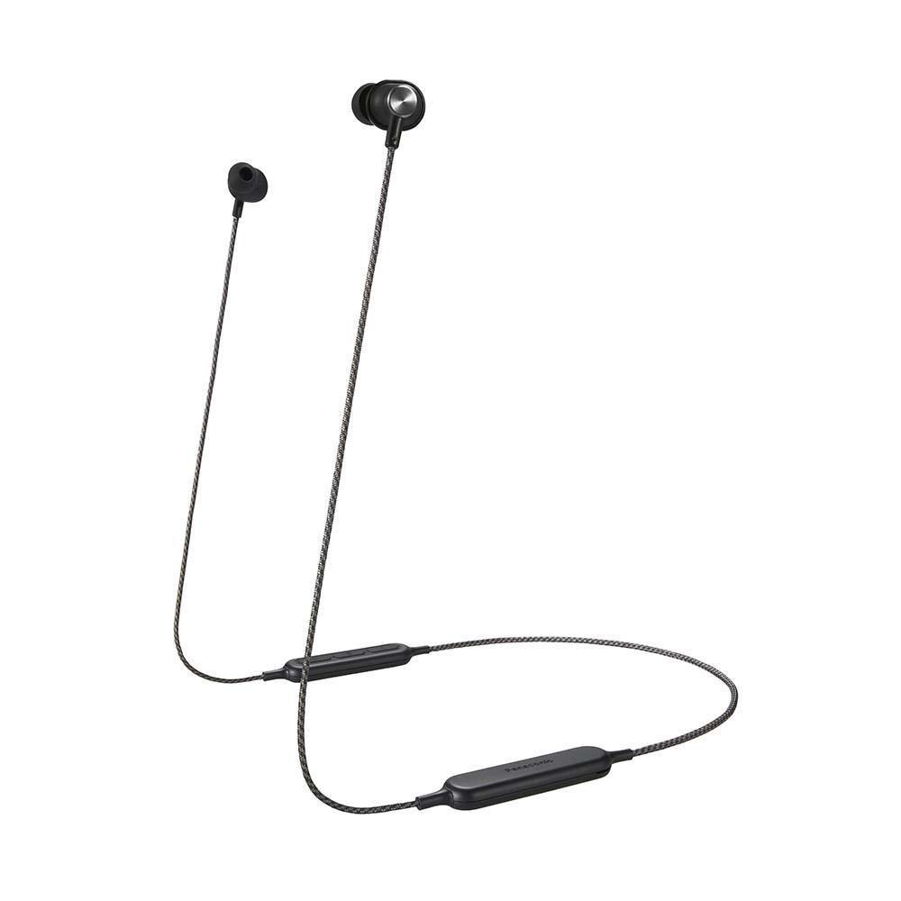 ac9e5a278cb Audífonos Bluetooth Panasonic Retro Rp-Htx20Bek Negro | Elektra ...