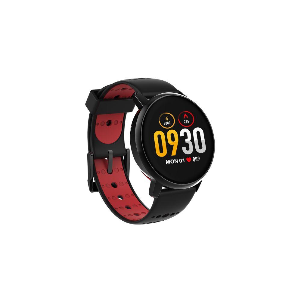 información para 55c9e 466ff Smartwatch waterproof IP67 sport reloj y monitor de actividad - Zeta - Black