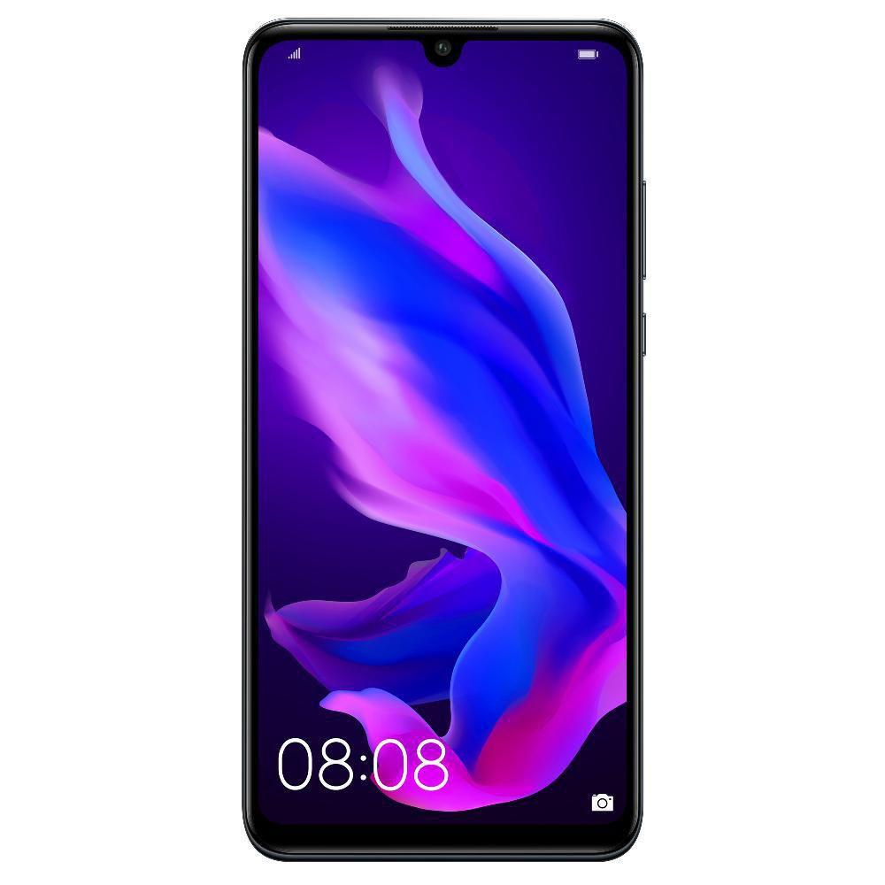 6b6d3666418 Huawei P30 Lite 128GB Desbloqueado - Negro - elektra-usa