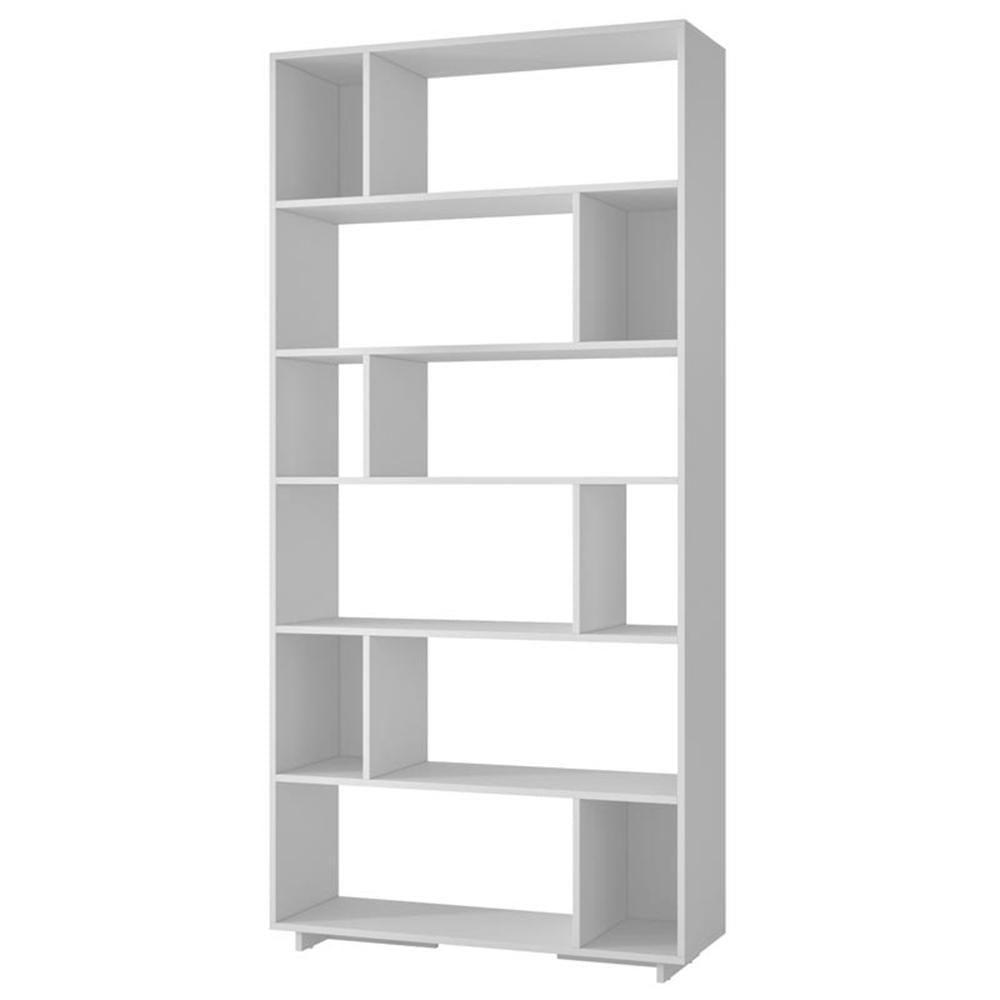 Librero Alto Potenzzo Blanco