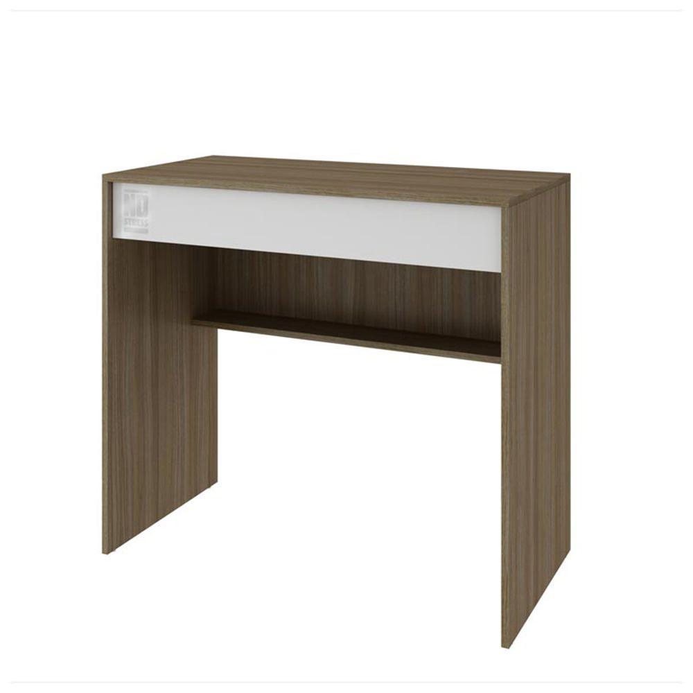 Mesa de escritorio blanca affordable mesas escritorio con - Escritorios bricor ...