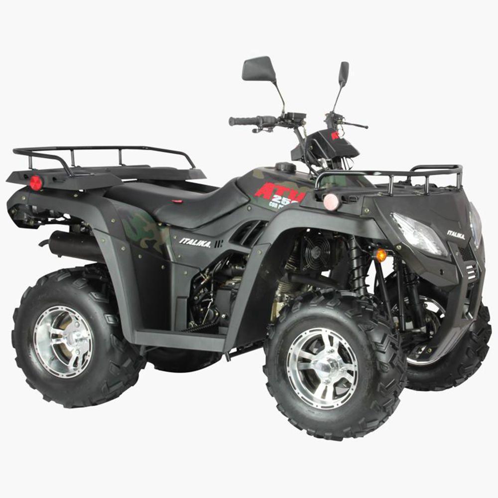 Cuatrimoto Italika Atv 250cc Elektra Online Elektra Com