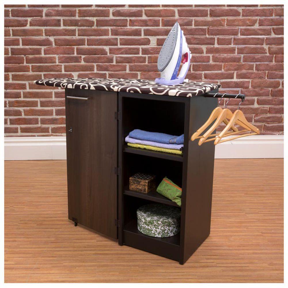 Tabla para planchar compacto caf elektra - Mueble de planchar ...