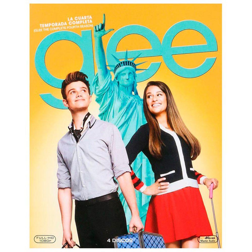 Glee Temporada 4 Blu ray | Elektra Online - elektra