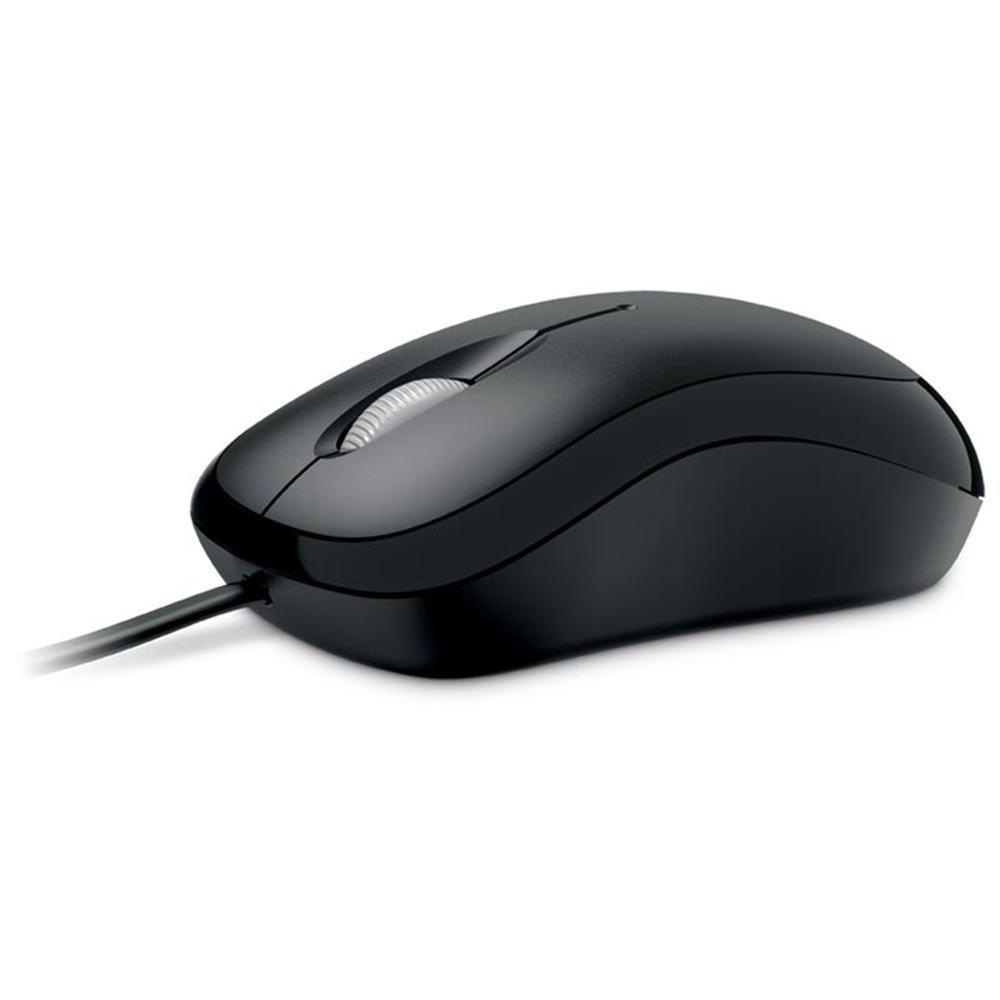 Microsoft Basical Optical Mouse 6440ANZ - Negro