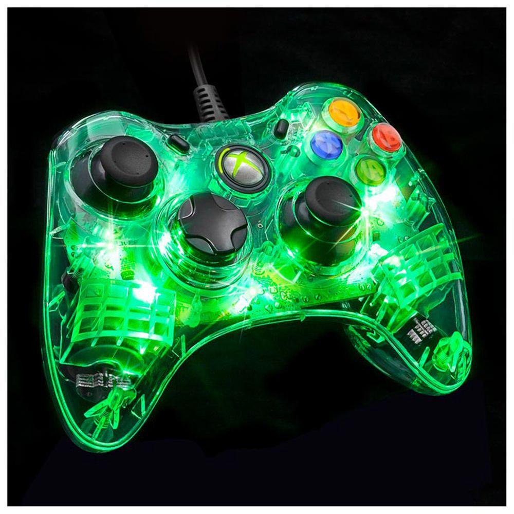 Control alámbrico afterglow xbox elektra online