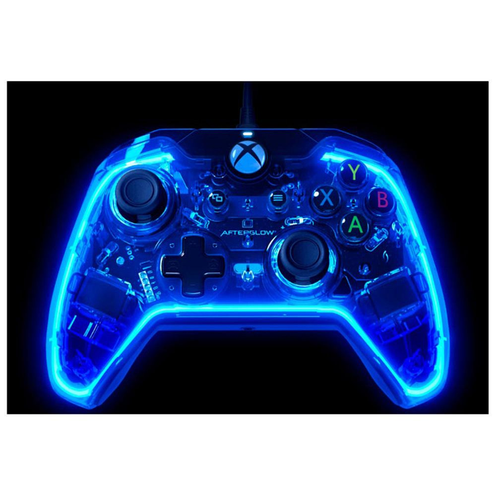 Xbox One Afterglow Prismatic Wired Controller Elektra Com