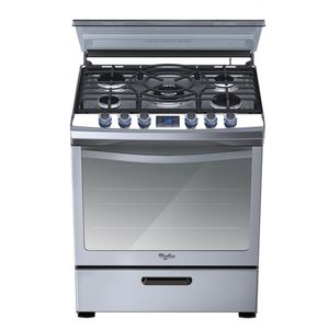 Acero inoxidable l nea blanca cocina estufa elektra for Estufa whirlpool acero inoxidable