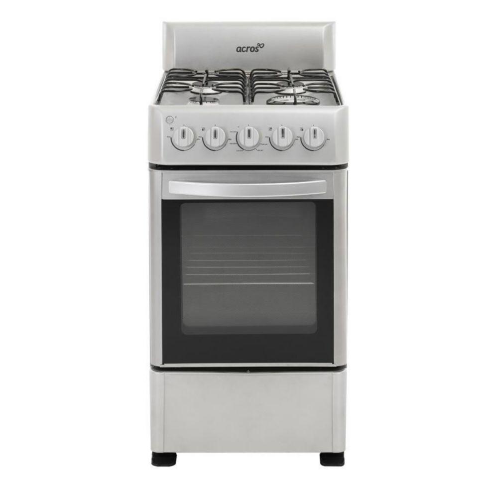 Acros estufa de piso 20 aw5405d titanio - Estufas para pisos ...