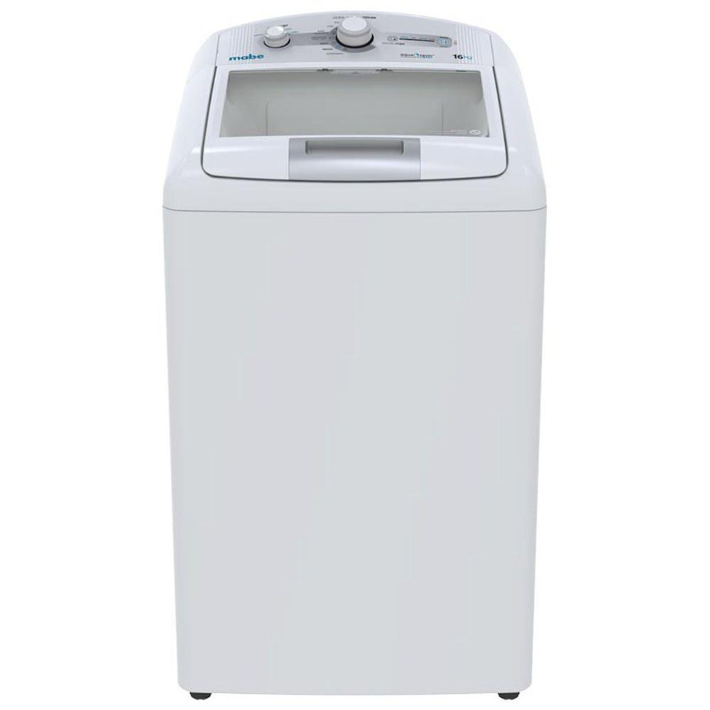 Mabe lavadora 16 kg lma46102vbab blanco - Muebles para lavadora y secadora ...
