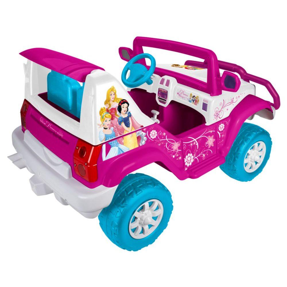 Famosa Explorer Carro Electrico Montable Rosa Elektra Com Mx Elektra