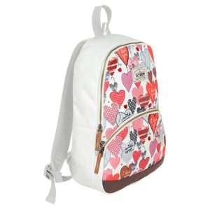 Mochila-Garden-631-Love-You-Samsonite-Blanco
