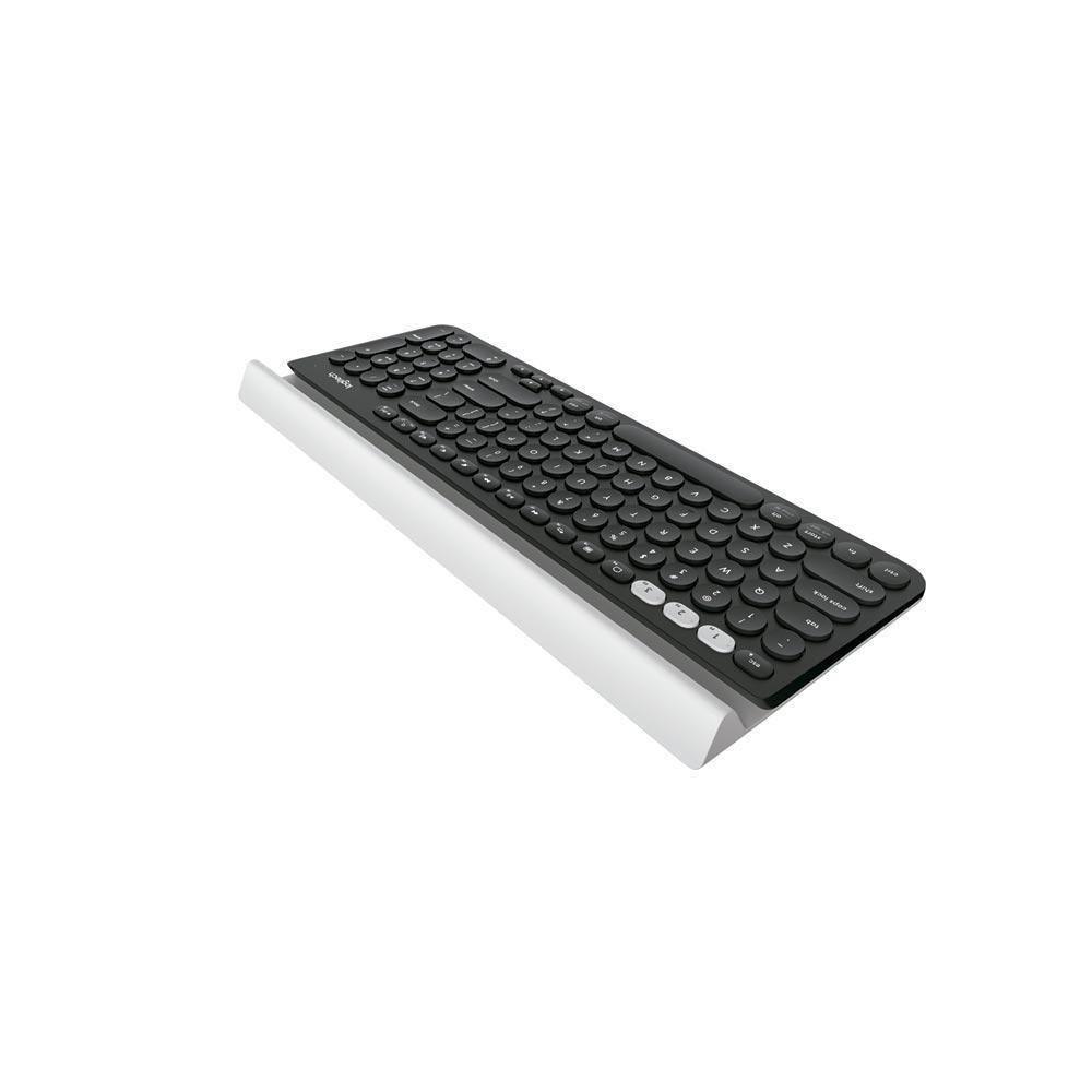 Logitech Teclado Multidispositivo K780 USB/Bluetooth - Negro