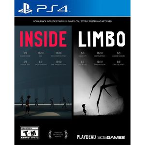 Inside/Limbo-Paquete-doble-PS4