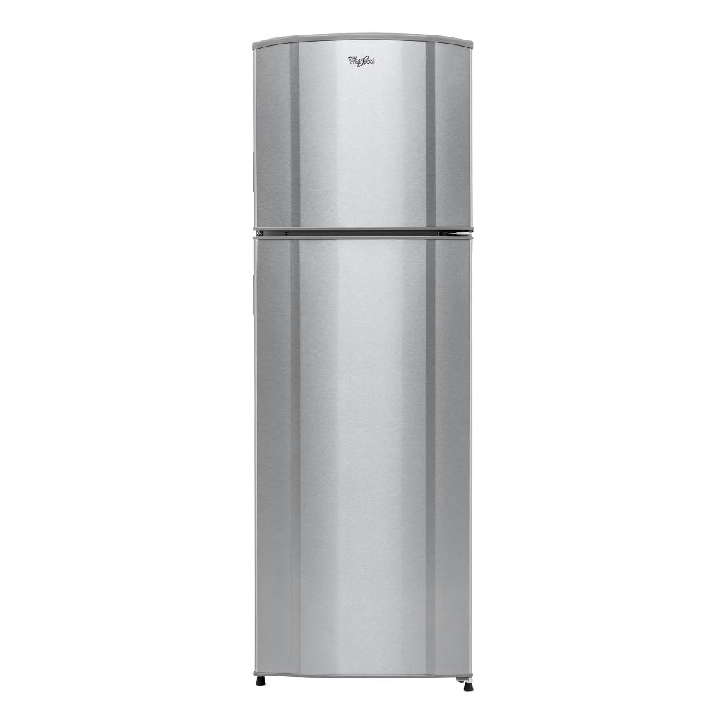 Refrigerador 9 pies whirpool acero inoxidable elektra for Refrigerador whirlpool