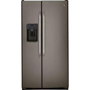 Refrigerador-General-Electric-26-Pies-Slate