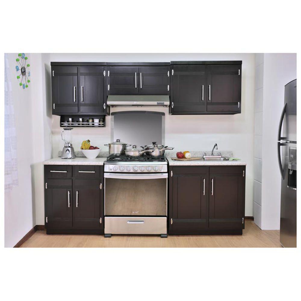 Cocina modular horizontal dubai elektra online elektra for Software cocinas integrales