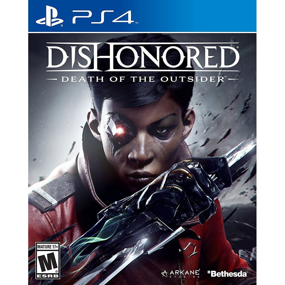 dishonored: death of the outsider ps4