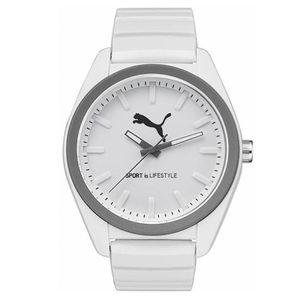 reloj puma blanco hombre