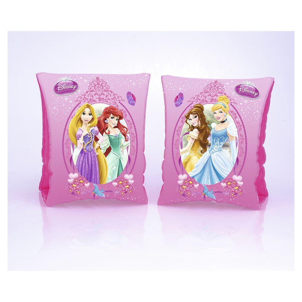 Flotadores Inflables para Brazos Bestway Disney Princesas Rosa ...
