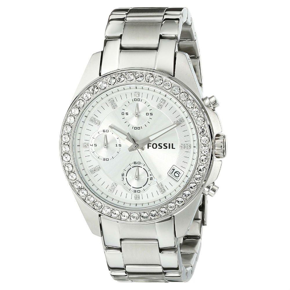 Reloj Para Dama Fossil Es2681 Elektra Online Elektra