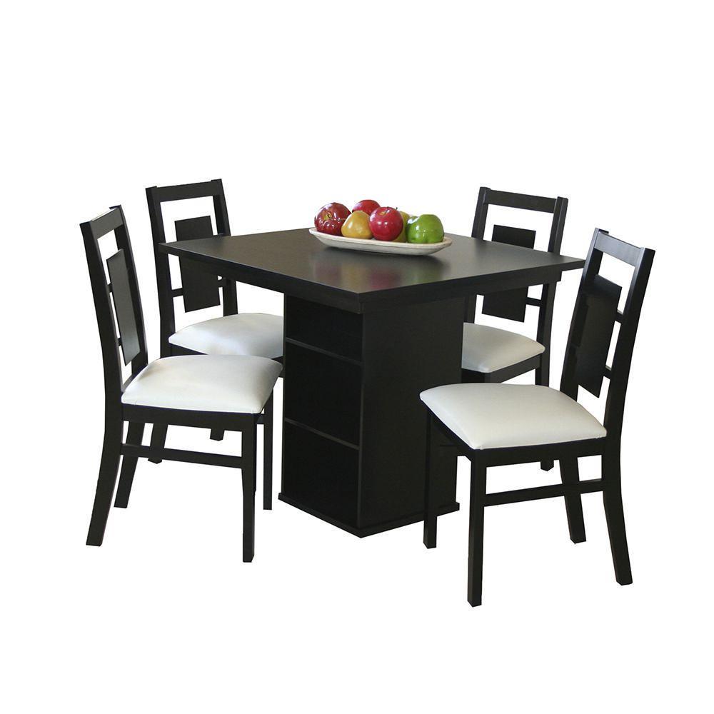 comedor espa a 4 sillas 15001415 elektra