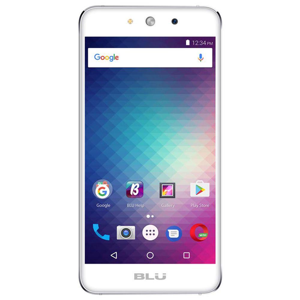 Celular Blu Grand M 8gb Android 6 Elektra Online Elektra