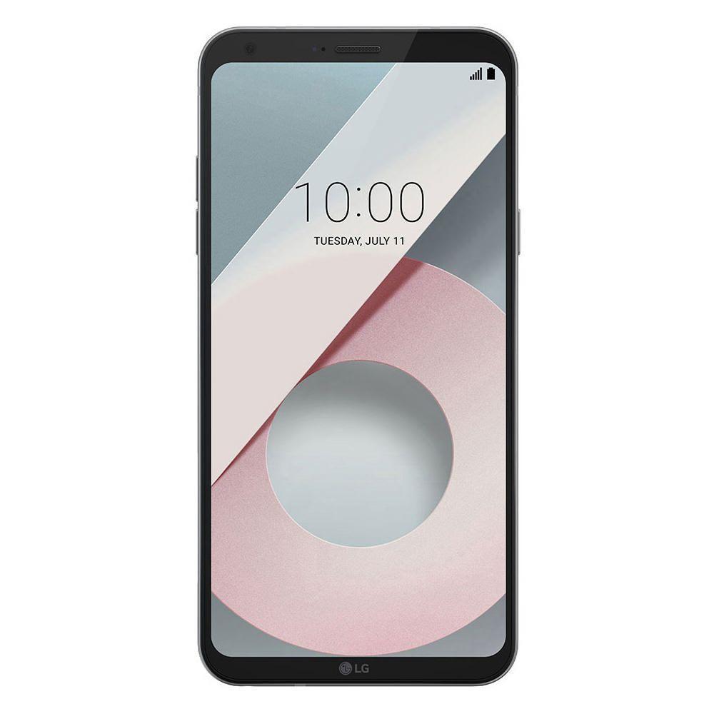 Smartphone Lg Q6 Prime 32gb Telcel R9 Gris Elektra