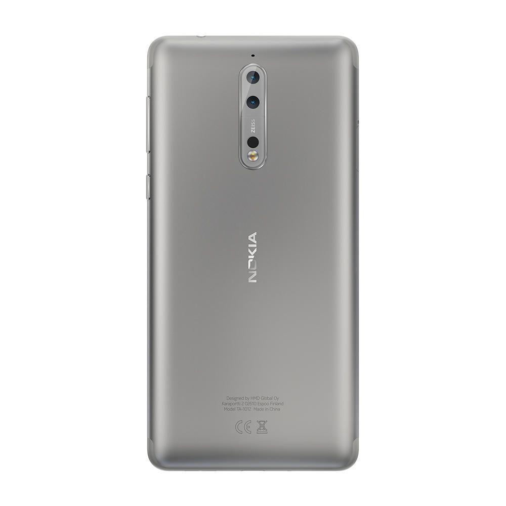 Nokia 8 64GB Acero | Elektra online - elektra
