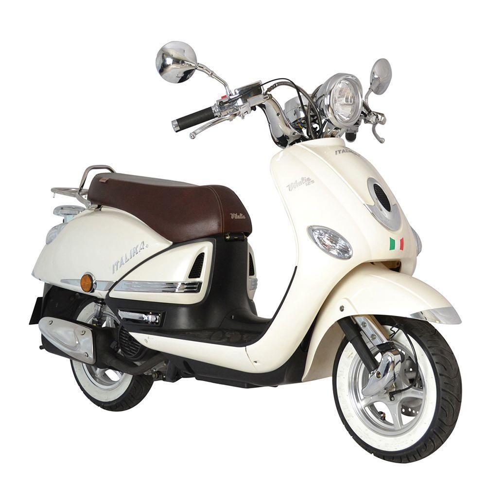 Motoneta Italika Vitalia 125 Perla Elektra Com Mx Elektra