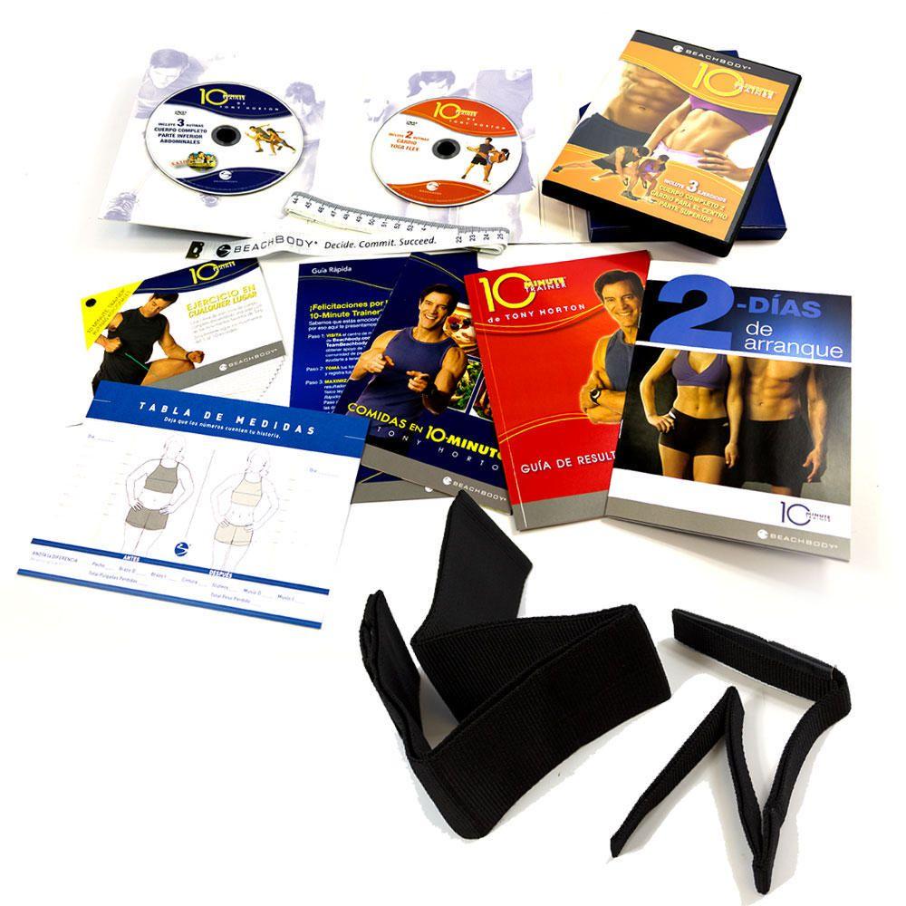 Entrenamiento Físico en Vídeo Ten Minute Trainer Basic
