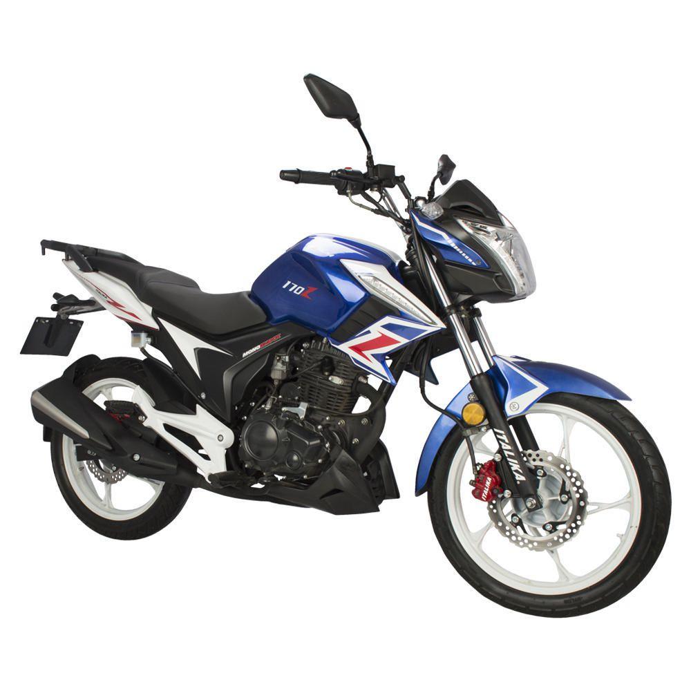 Motocicleta De Trabajo Italika 170z Elektra Online Elektra # Elektra Jojutla Muebles