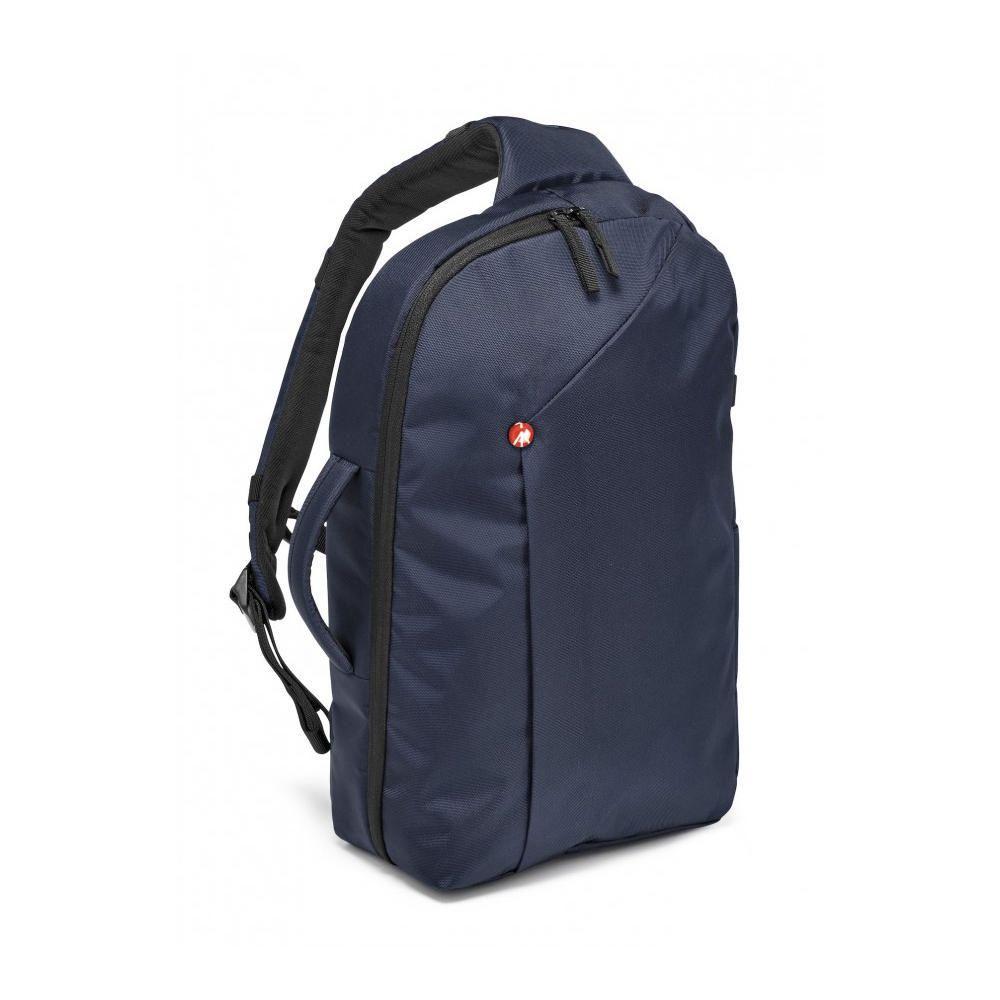 selección premium 880c8 cf9ac Mochila Cruzada Color Azul Manfrotto Bags MB NX-S-IBU