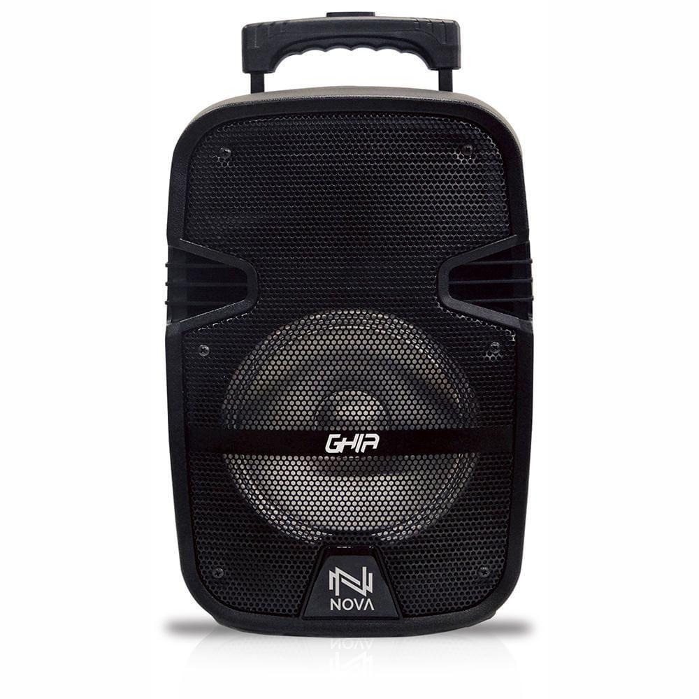 Bafle 8 Pulgadas Ghia Nova GSP-08 Negro  0fe55a86133b9