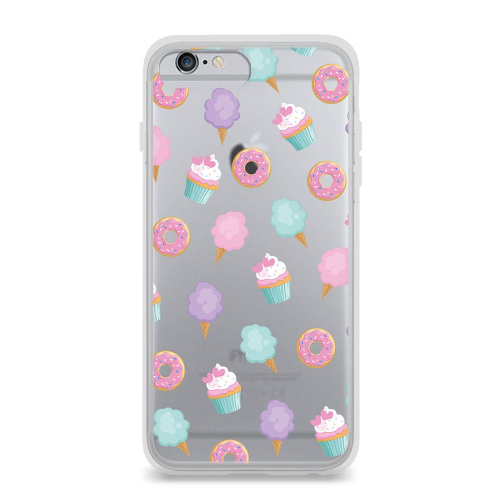 60f46c64b6f Funda para iPhone 6 Plus Uniquecases Sweet Treats | Elektra Online ...