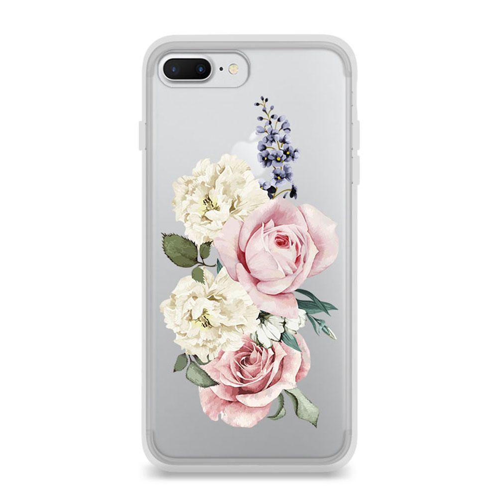 Funda para iPhone 8/7 Plus Uniquecases Corsage