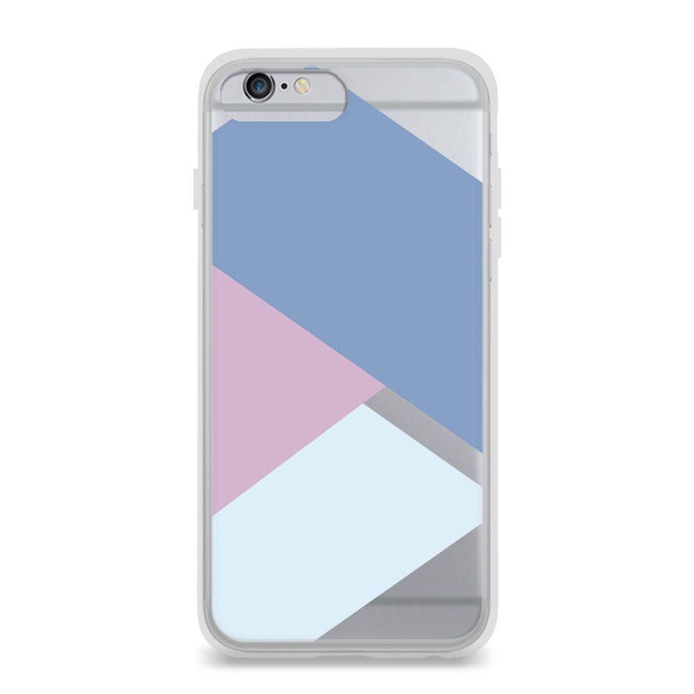 2d932eab8c3 Funda para iPhone 6 Plus Uniquecases Pale Shapes | Elektra Online ...