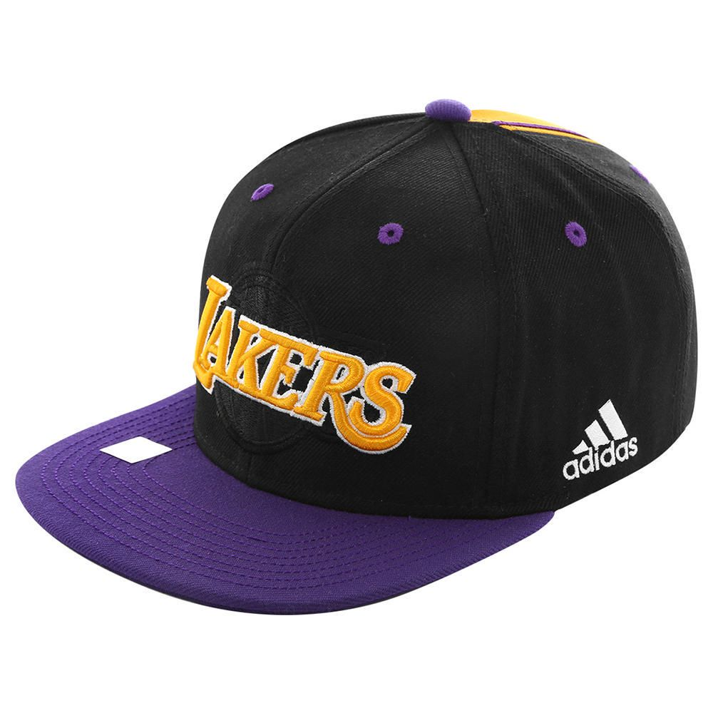 f8122291d10a6 41000234. Gorra Adidas NBA Los Angeles Lakers
