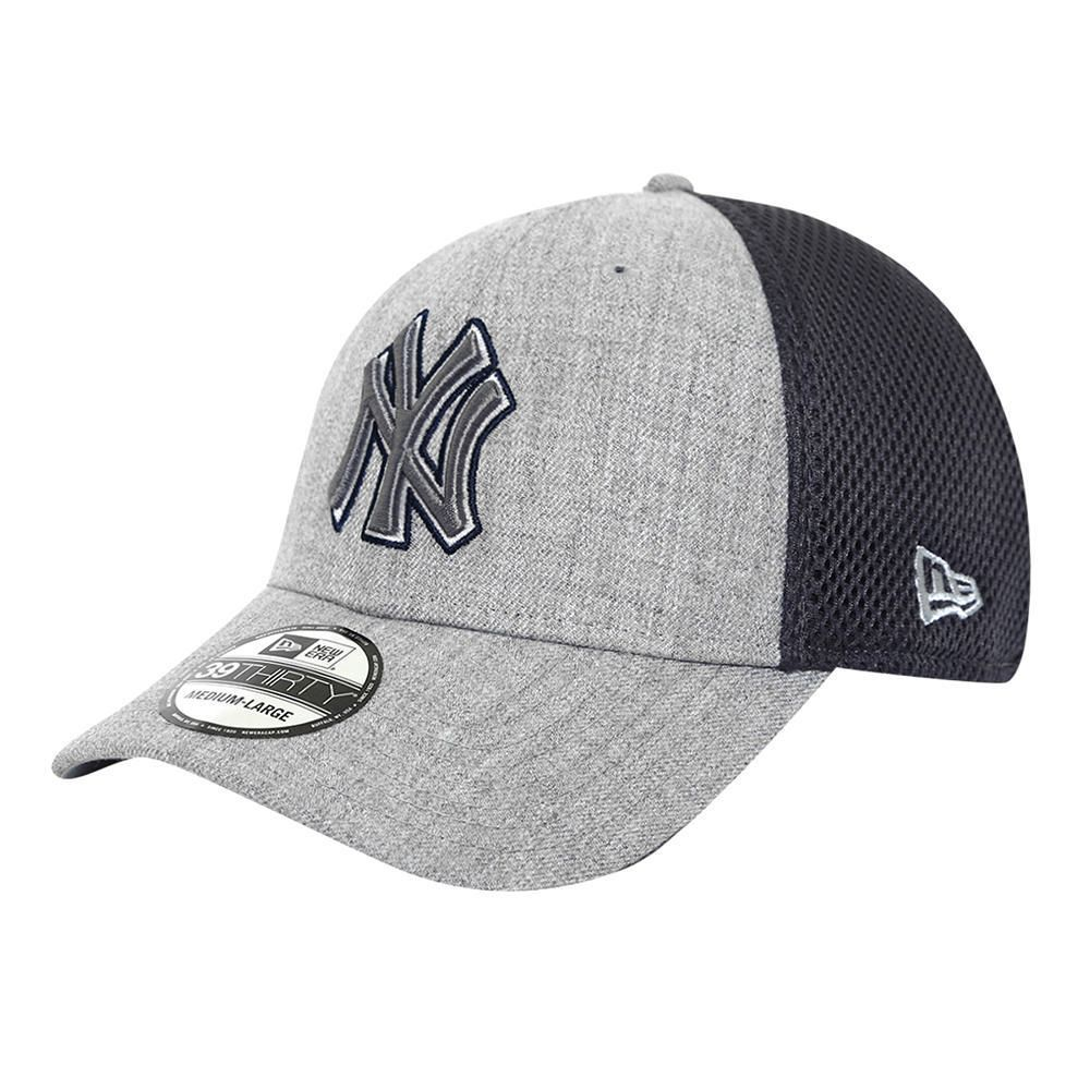 d71fc203a73c6 41000274. Gorra New Era 3930 MLB New York Yankees Gris