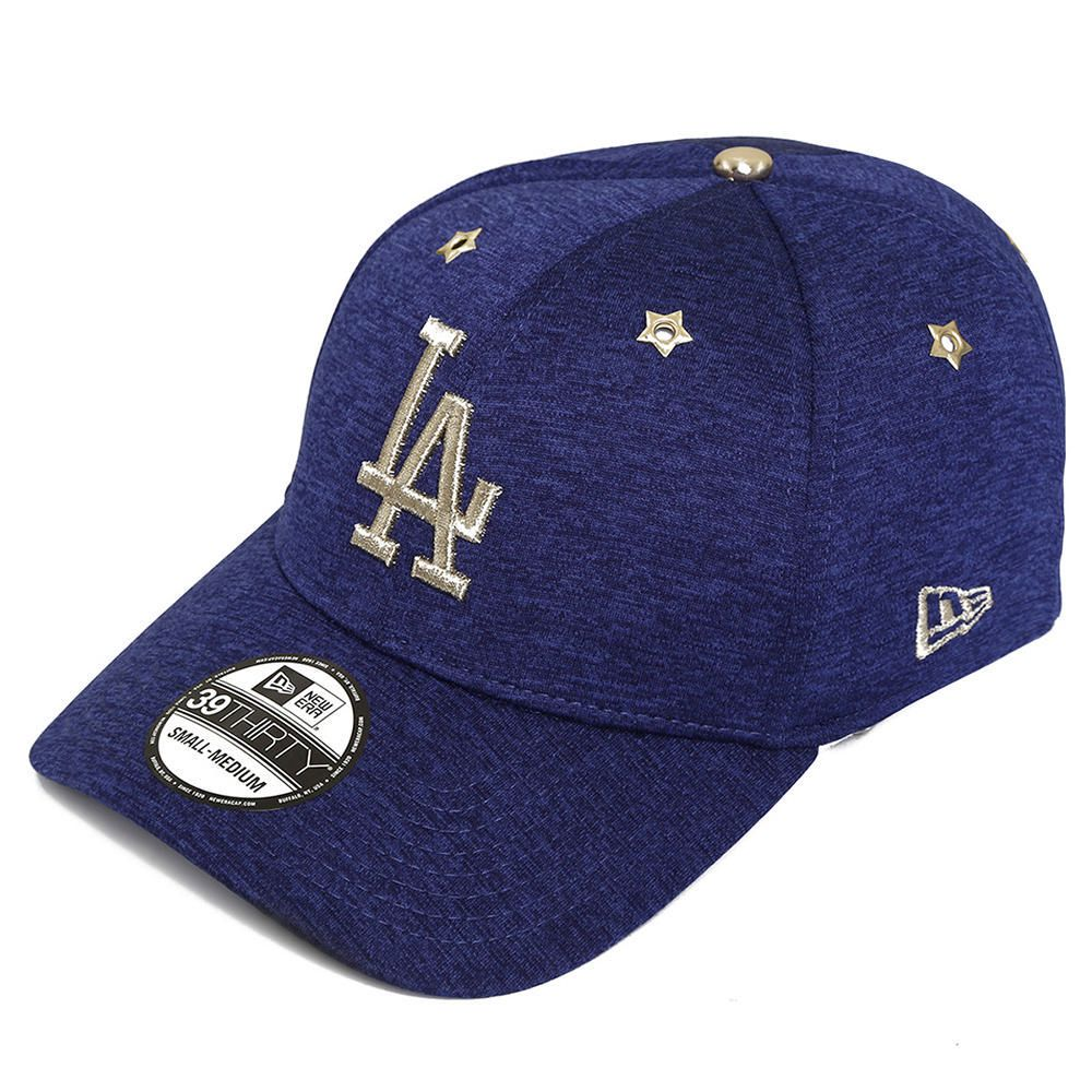 Gorra New Era 3930 MLB Los Angeles Dodgers Twist Azul Marino Chica ... bff09cf3d58