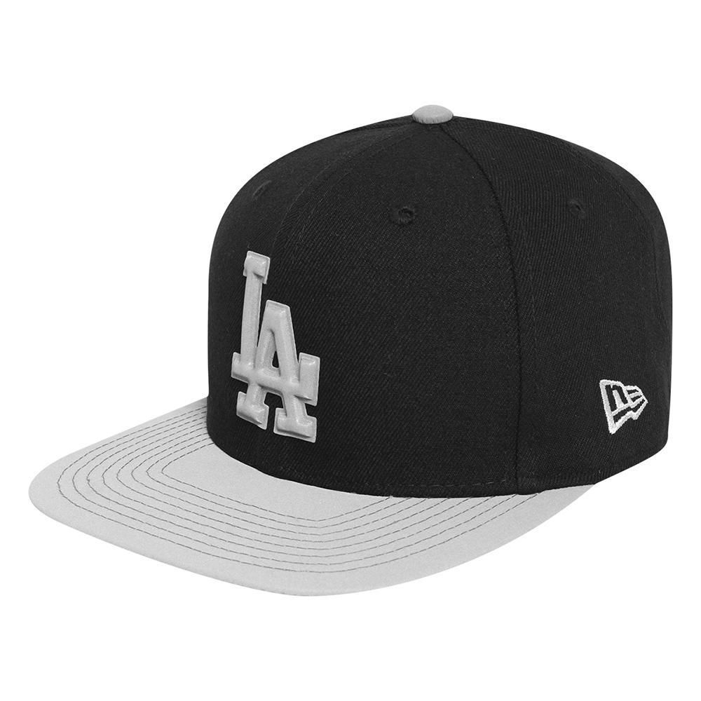 Gorra New Era 950 MLB Los Angeles Dodgers Negro  19fad1e8700