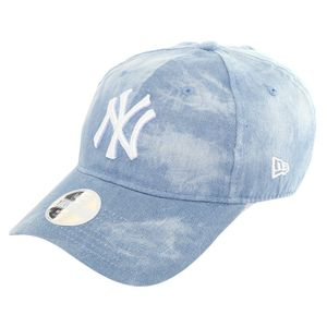41325149417ad Gorra New Era 920 MLB New York Yankees Azul Cielo con Blanco. Envío Gratis