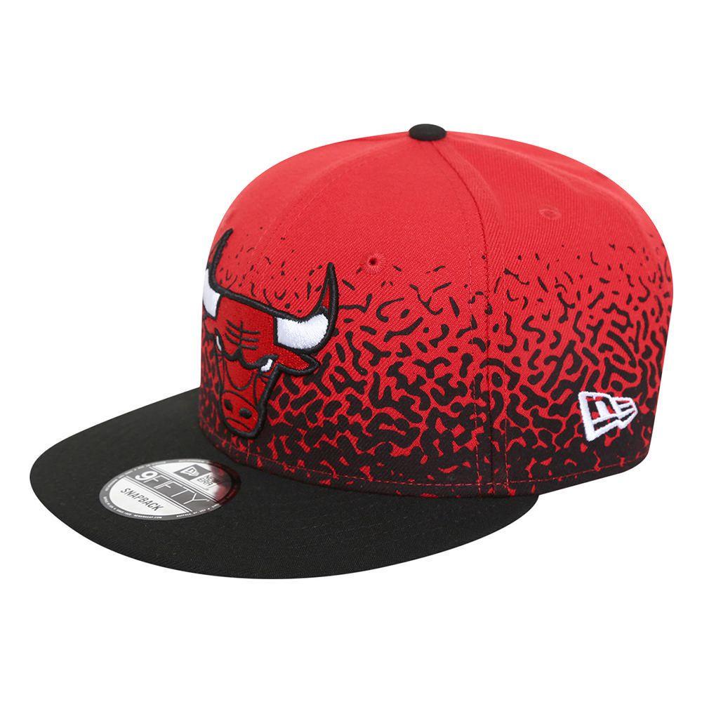 80c4008f720a8 Gorra New Era 950 NBA Chicago Bulls Rojo