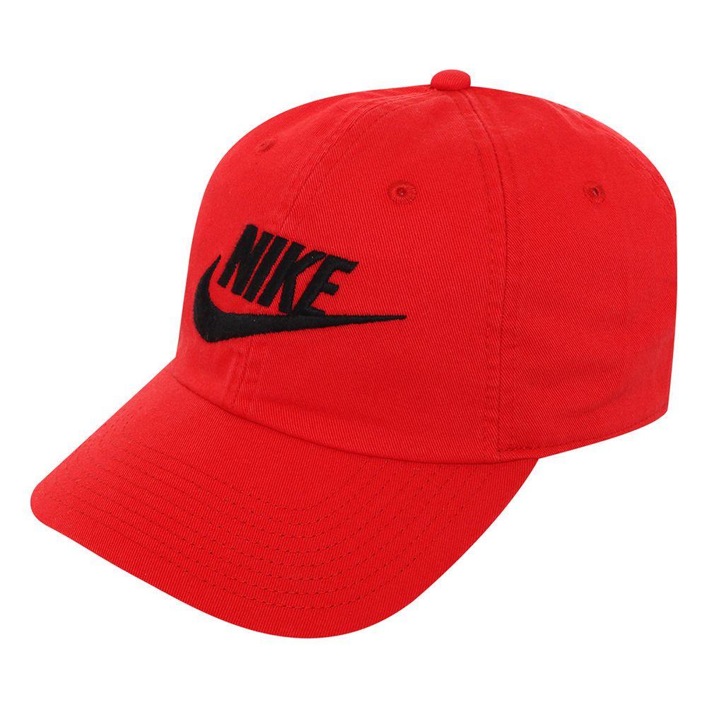 a1299b6381d79 Gorra Nike Heritage 86 Rojo con Negro