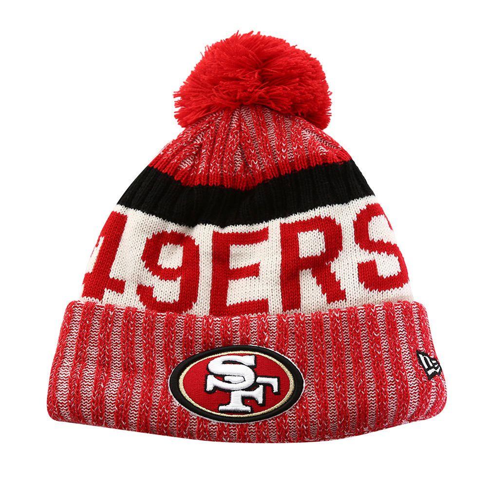 fd4eb34006bf8 41000702. Gorro New Era NFL San Francisco 49Ers Blanco con Rojo. A  599.00.  Precio
