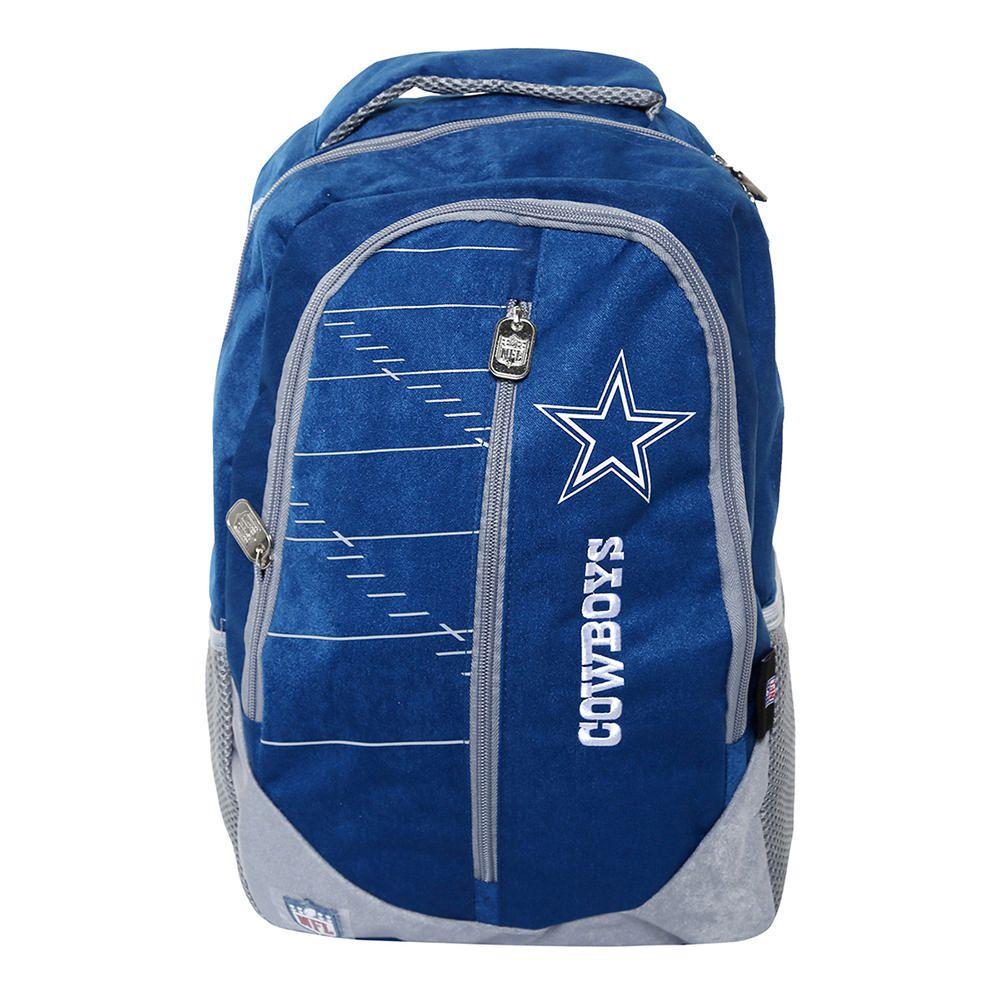 Mochila NFL Dallas Cowboys Azul con Plata | Elektra Online - elektra