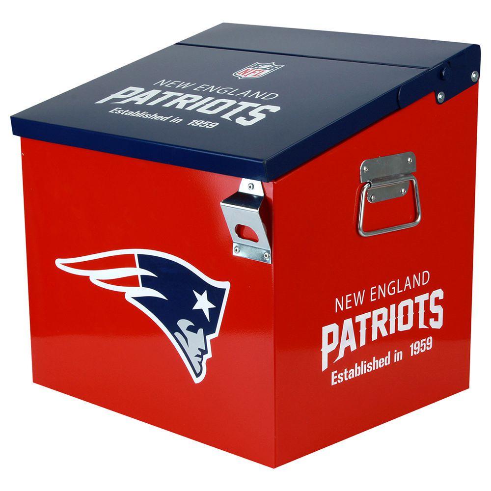 8fb426ebc25e2 Hielera NFL New England Patriots Plus